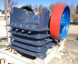 15x38 jaw crusher